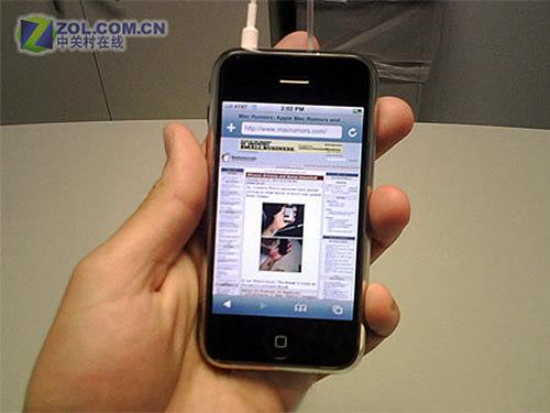 过度模仿形似iPhone版MP3在中国风靡