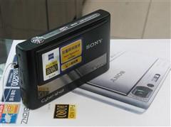 800万双防抖卡片机索尼T20热销2499元