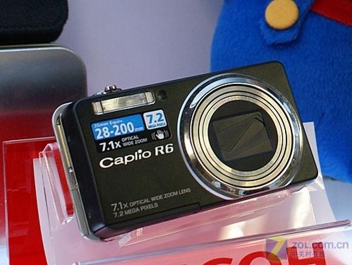 有机会得任天堂掌机理光三款相机促销