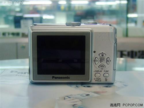 带光学防抖的相机松下LS60仅售980元