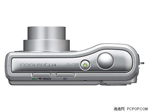 超长电池寿命尼康发布低端DC新机L14