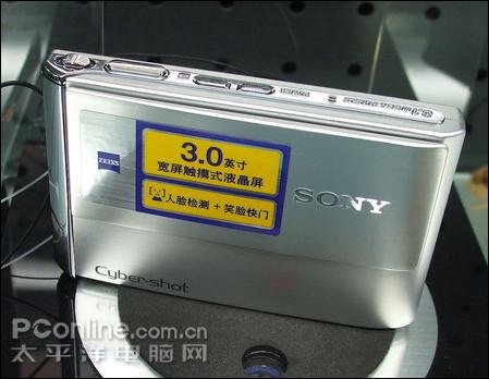 超薄索尼T70轻巧长焦索尼H3到货广州