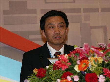 科技时代_图为:中国电子商会副会长王宁
