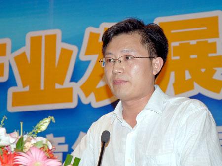 科技时代_图文:海信集团市场总监刘继伟