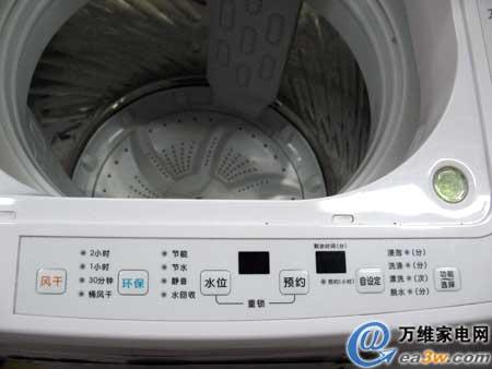 荣事达全自动洗衣机热销中