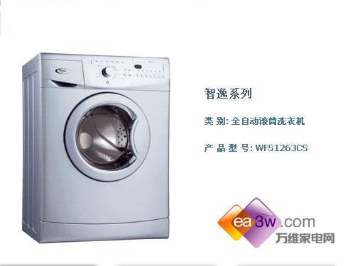 关心贴心送给老婆的五款滚筒洗衣机(3)