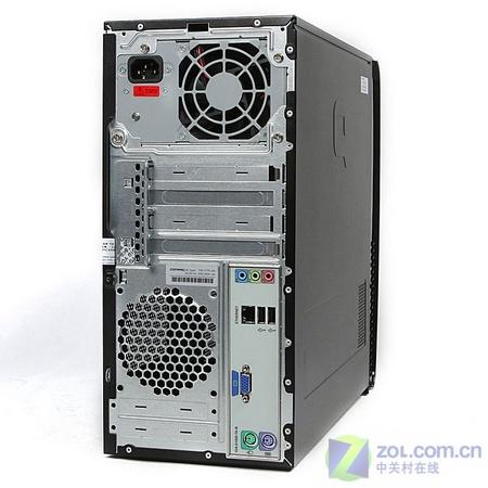 惠普电脑机箱内部结构图
