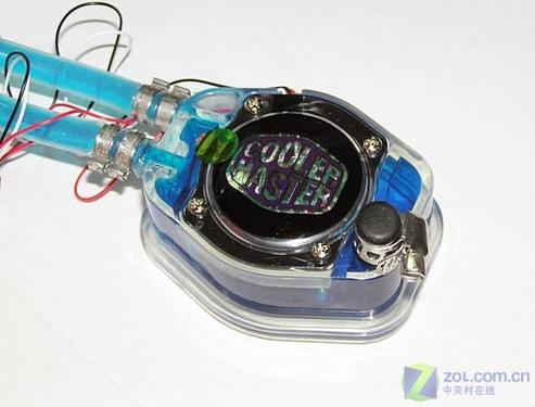 胶水泵内部结构图