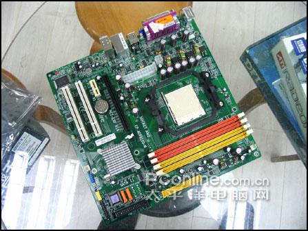 AMD3200+仅卖200元磐正超磐手发力促销
