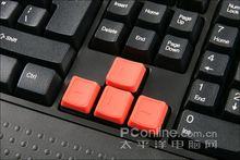 四段变速+5星防水!双飞燕G700键盘赏析
