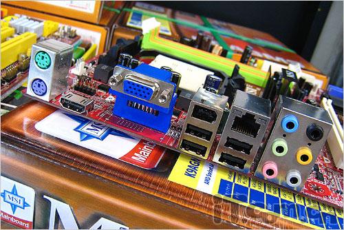只要HDMI 微星继续推新款690G主板