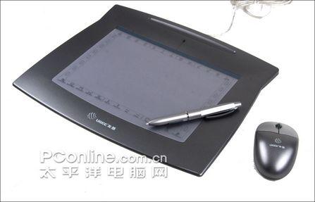 漫影wp8060手绘板的鼠标和笔