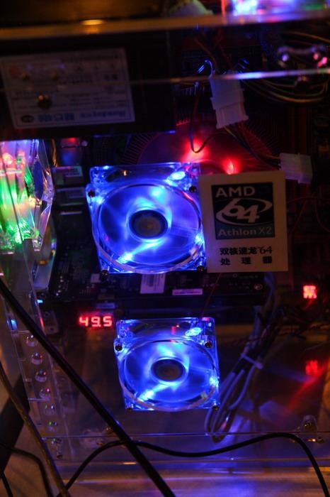 各界明星齐到贺AMD电子竞技馆开业