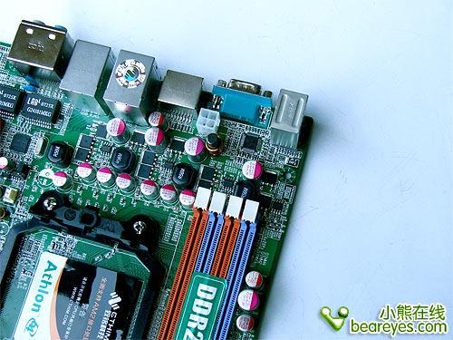 全固态SLI双千兆名牌特色NF570主板上市