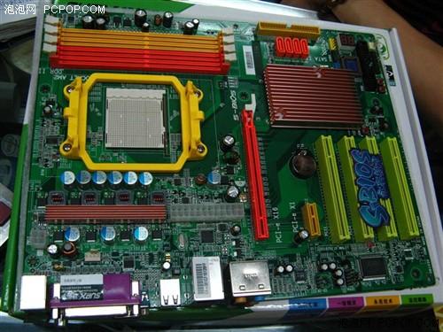 磐正主板u盘xp重装系统步骤图解