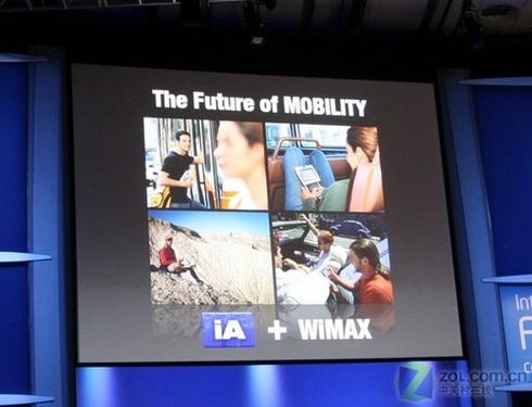5代迅驰WiMAX在2012年覆盖面将超10亿人