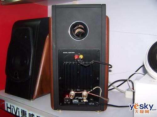 副音箱连接产生的音质损失