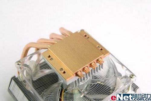 富士康CMU-3H-8B打造热管精品
