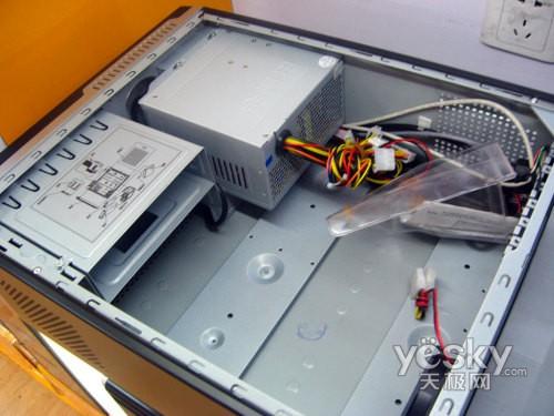 屏蔽罩设计,在为电脑配件提供充足散热的同时,也具备更好的防辐射作用