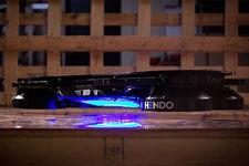 美发明悬浮滑板:可在金属导体表面运行(图)