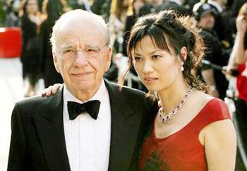 科技时代_默多克之妻邓文迪被任命为MySpace中国策略长