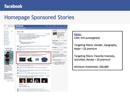 科技时代_Facebook凭赞助费年入9000万美元
