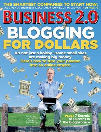 科技时代_Business 2.0下周停刊 新经济杂志面临窘境
