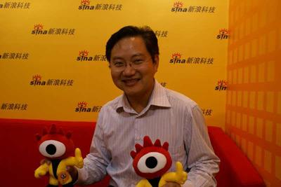 科技时代_MySpace罗川:尽快开发中国用户喜欢的产品