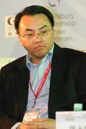 科技时代_图文:美国必百瑞律师事务所管理合伙人陈永坚