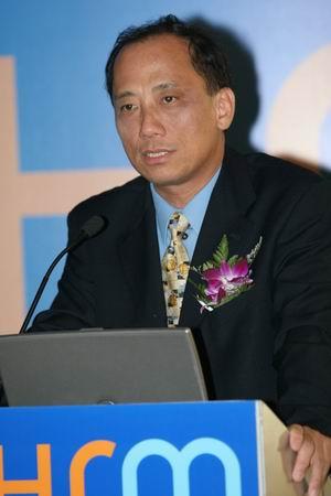 科技时代_图文:华美宏大有限公司CEO陈丕宏演讲