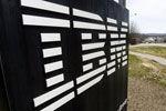 IBM的危机:股价拉升靠库藏股