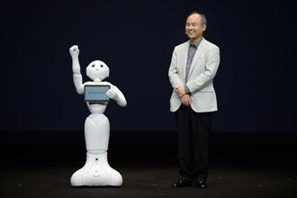 全球机器人产业格局初现