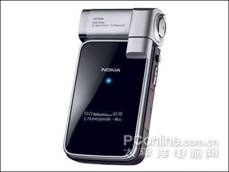 镜面诱惑诺基亚DV式拍照N93i降价500
