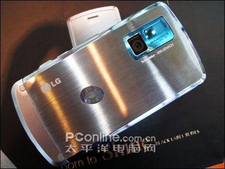 闪耀光芒LG拍照滑盖机KG70仅2899元