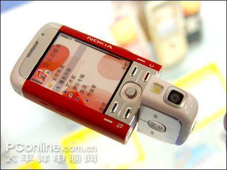 周三热门手机推荐:索爱/诺基亚恶斗W950/N80齐降