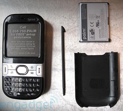 圆润迷人Palm低价智能机Centro图赏(4)