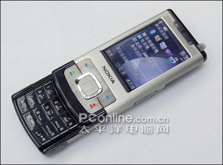 320万像素诺基亚S40滑盖6500s售3500