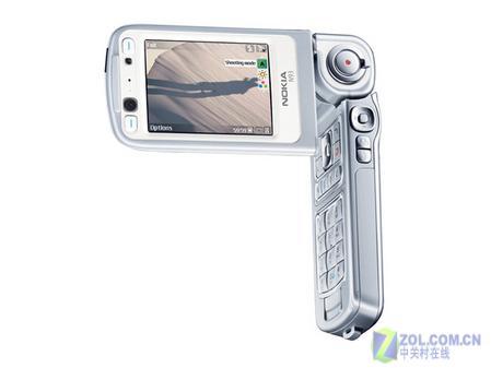 限量10部诺基亚N93银色版行货售3680