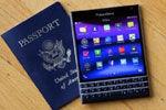 黑莓正研发Passport二代:或亮相明年MWC