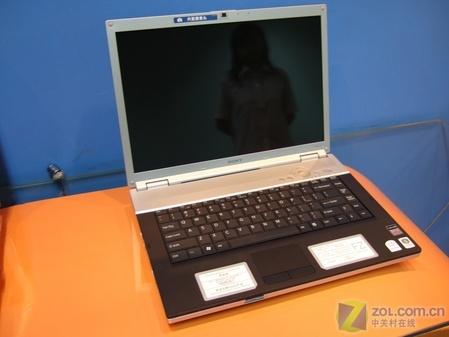 索尼FZ15迅驰4笔记本降300元仅9688元