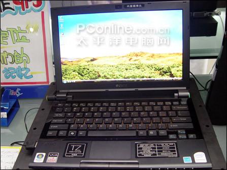 索尼11寸超薄便携笔记本tz13到货南昌