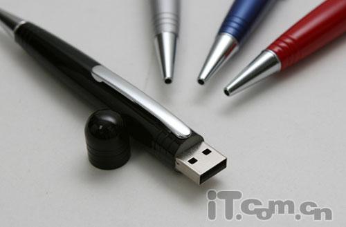 digix韩国推出圆珠笔u盘usb pen drive