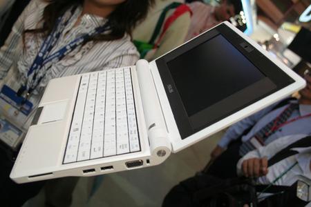 演绎超便携移动 Eee PC震撼上市