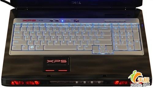 普通键盘内部结构