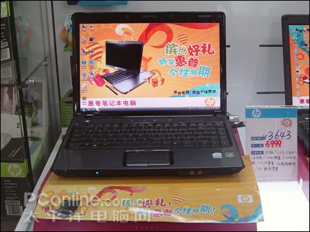 惠普 Compaq Presario V3643TU(GX900PA)图 库评 测论 ...
