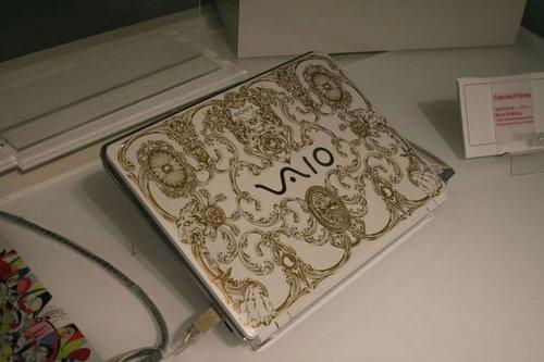 银座索尼大厦参观 最新笔记本展示(图)_笔记本