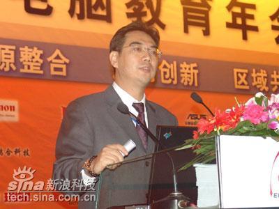 科技时代_图文:鸿合科技副总经理尹子宾