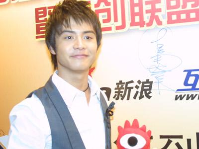 科技时代_马天宇在首届播客大赛颁奖现场