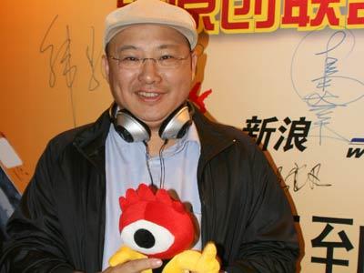 科技时代_图文:中视广联董事长、CEO胡其鸣