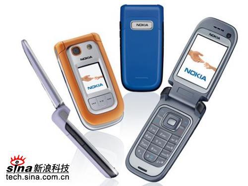 科技时代_诺基亚发布三款中端新机(组图)